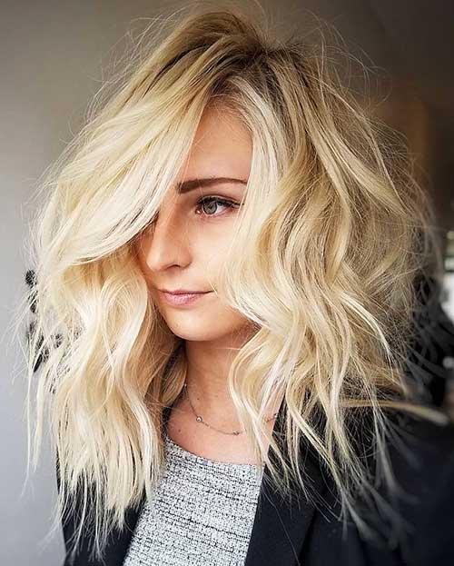 Short Messy Hair 2017 - 8
