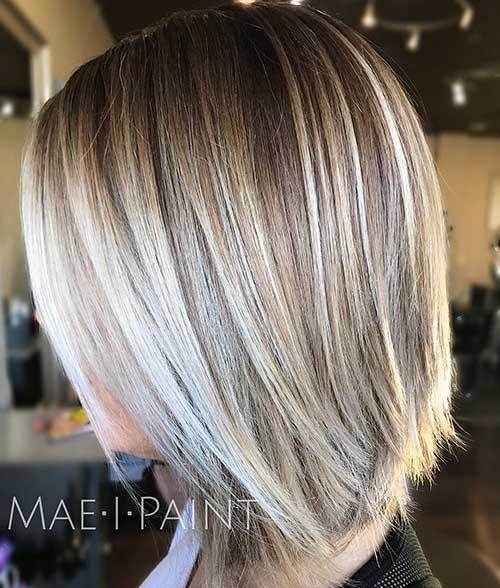 Short Straight Hairstyles 2017 - 8