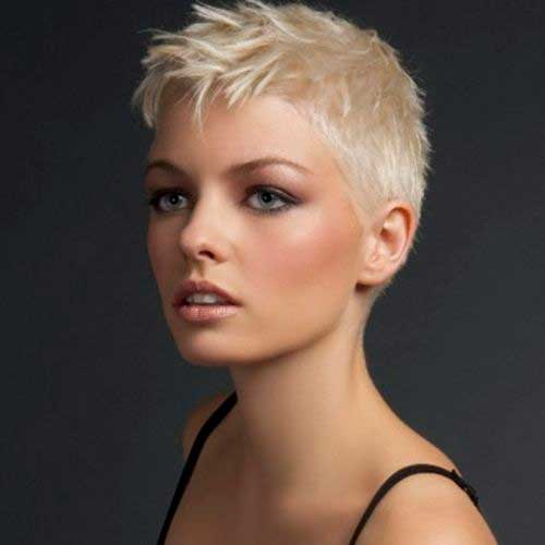 10 Super Short Hair Ideas on Pretty La s crazyforus