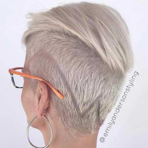 Modern Short Haircuts-8