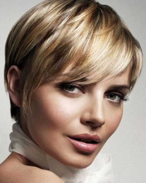 Short Haircuts For Women 2015-8