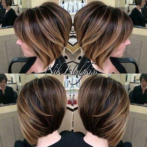 Trendy Short Hairstyles-8