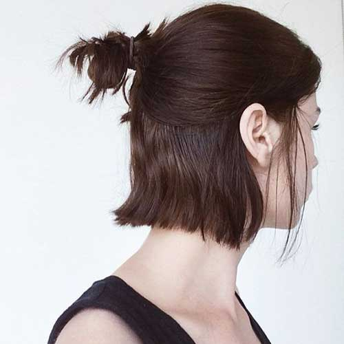 Updos for Short Hairstyles-8