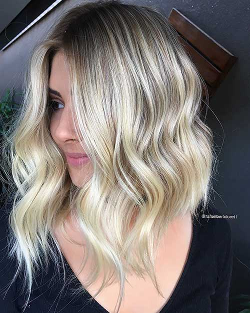 Latest Short Blonde Hair - 9