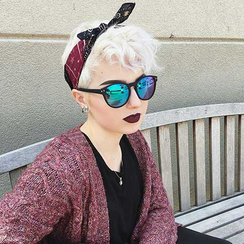 New Short Hairstyles for Girls - 9