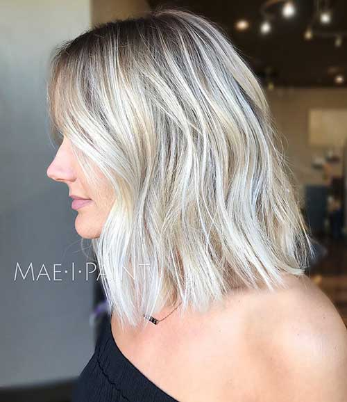 Popular Short Blonde Haircuts - 9