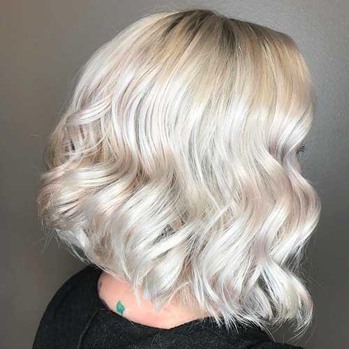 Short Blonde Hair - 9