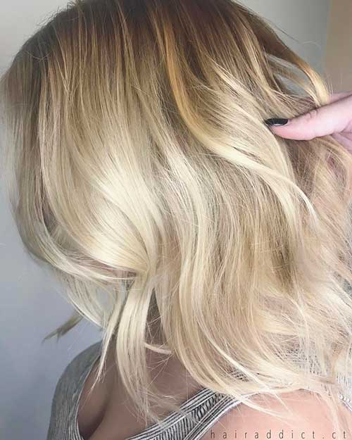 Super Short Blonde Hairstyles - 9