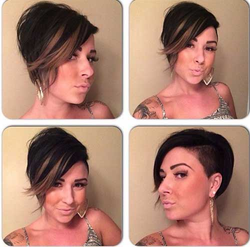 Hairstyles For Short Hair 2014-9