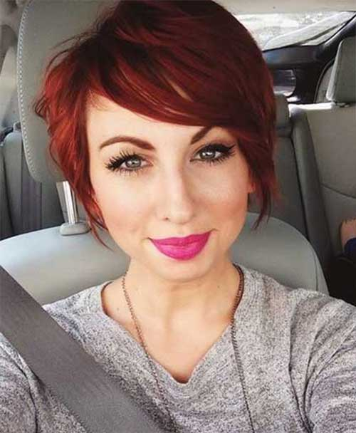 Red Pixie Hair-9