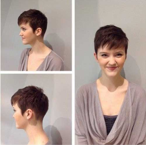 Short Haircuts For 2015-9