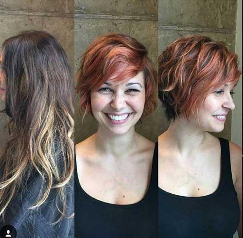 Short Haircuts For Women 2015-9