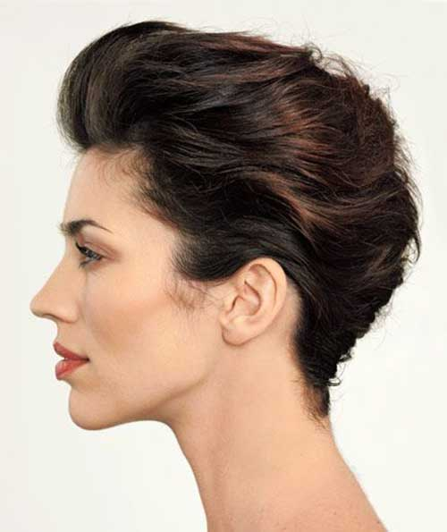 Short Hair for Wedding-9