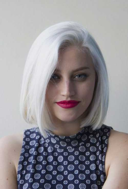 Short Hairstyles for Fine Hair-9