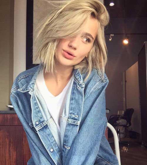 Trendy Short Hairstyles-9
