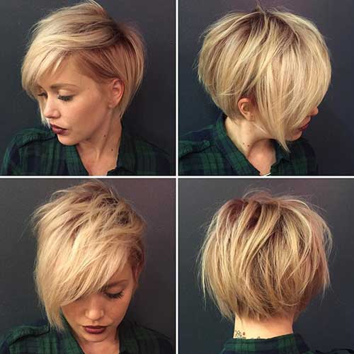 Hairstyles Short Hair 2014