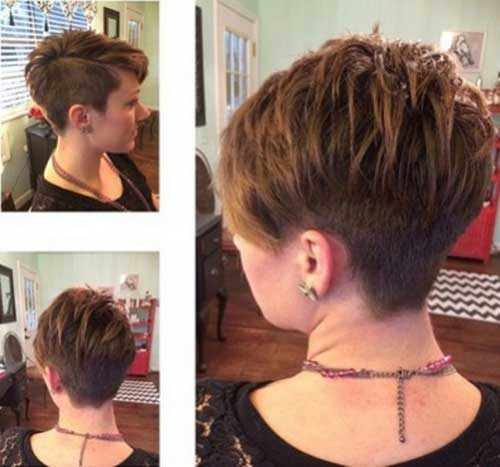 Latest Layered Pixie Cuts You Will Love Short Hairstyles 2018