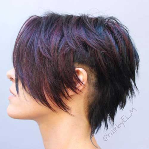 Layered Pixie Hairstyles
