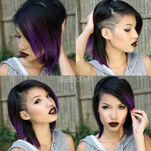 25 Best Hairstyles for Short Medium Hair | Short