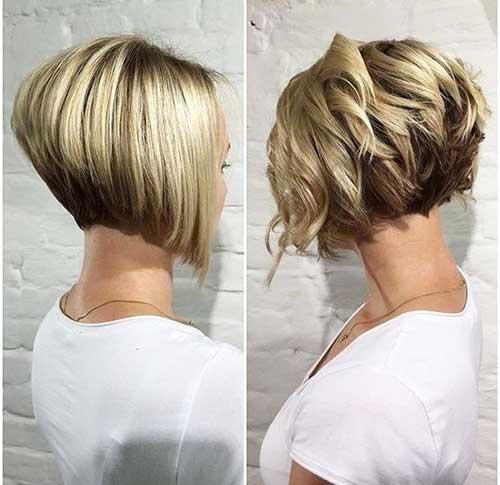 Modern Short Haircuts
