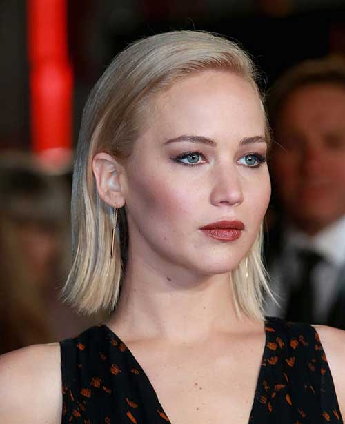 Short Blonde Hair Celebrities