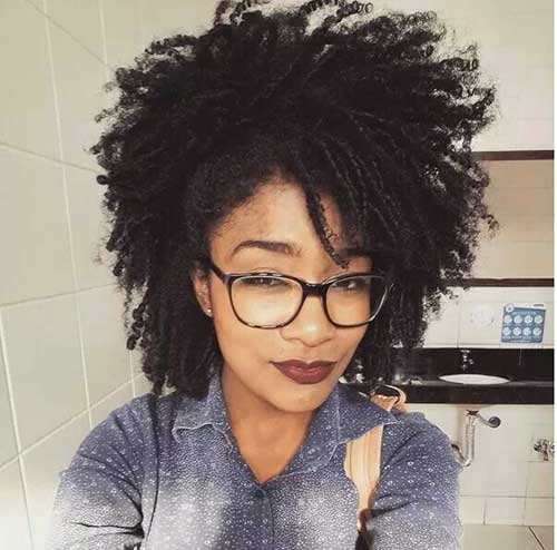 Excellent 25 Short Curly Afro Hairstyles Short Hairstyles 2016 2017 Short Hairstyles For Black Women Fulllsitofus