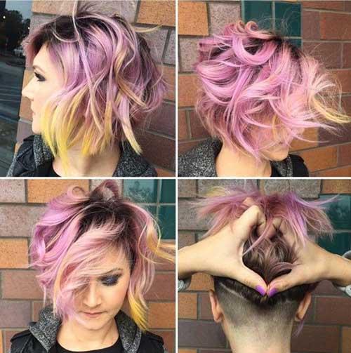 Short Haircut For Women 2016
