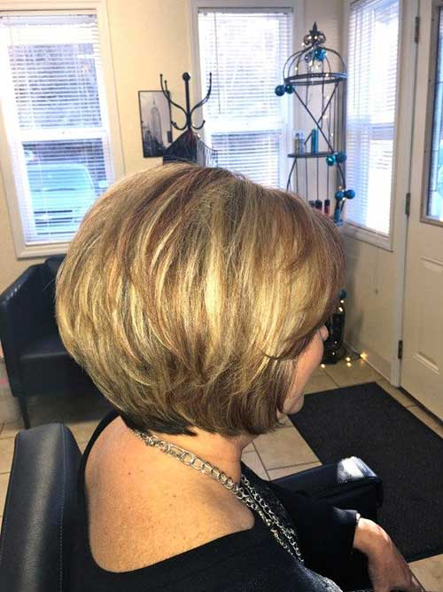 Short Haircuts 2015 Over 50