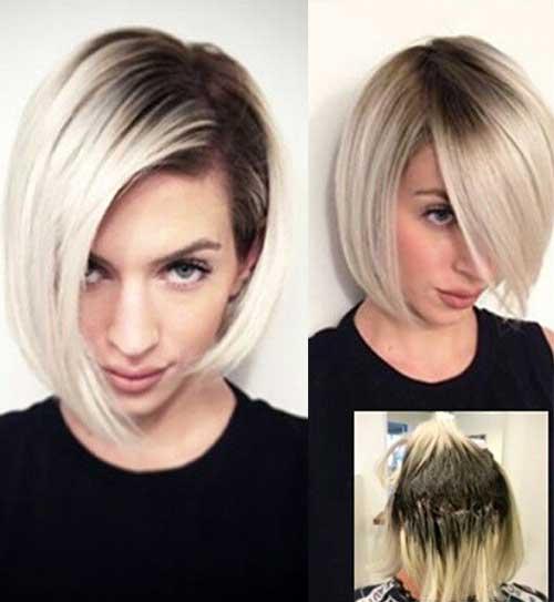 Short Haircut 2016