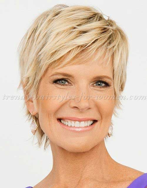 Fabulous 20 Short Haircuts For Over 50 Short Hairstyles 2016 2017 Hairstyle Inspiration Daily Dogsangcom