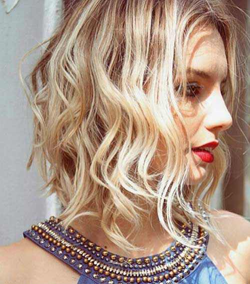 Groovy Medium Wavy Hairstyles 2017 Best Hairstyles 2017 Hairstyle Inspiration Daily Dogsangcom