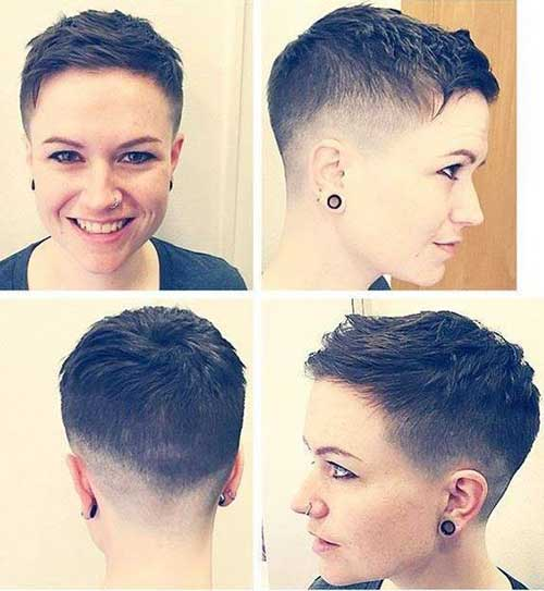 Super Short Hair Cuts