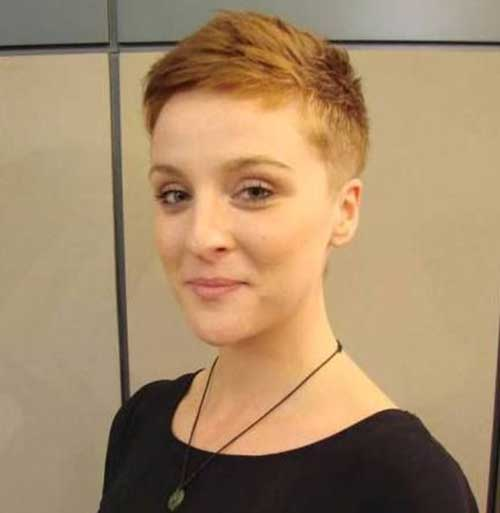 Super Short Womens Haircuts