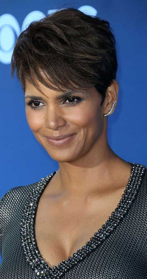 20 Best Halle Berry Pixie Cuts | Short Hairstyles 2017