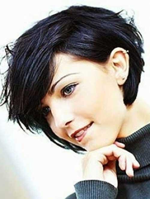 Short Dark Haircuts-10