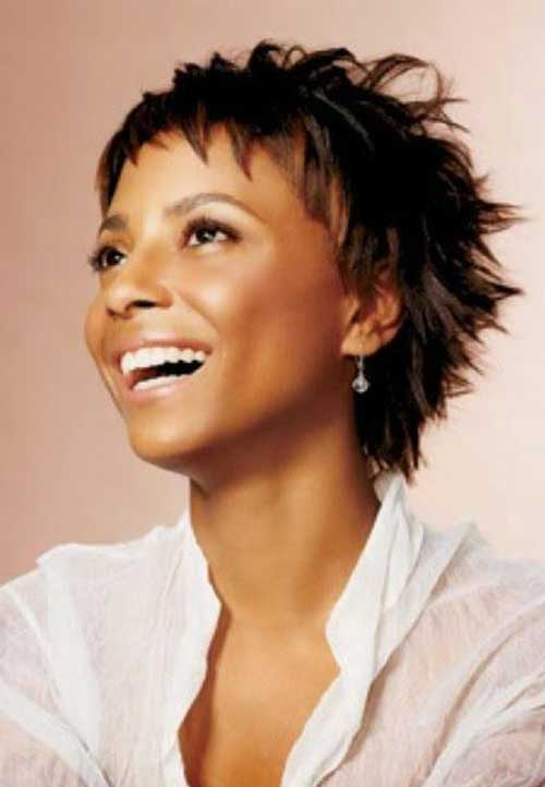 30 Short Haircuts For Black Women 2015 2016 Short