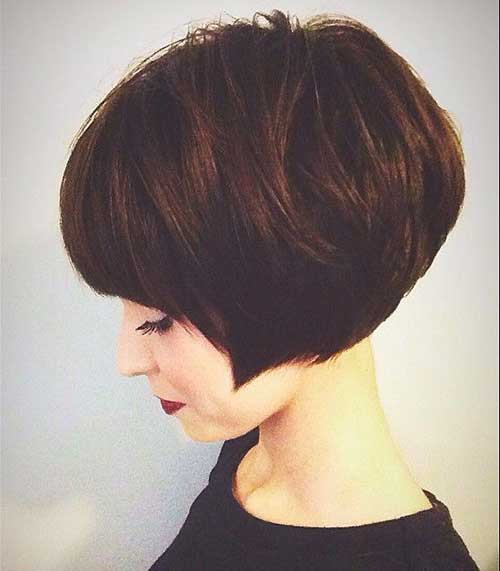 Short Haircuts with Bangs-10