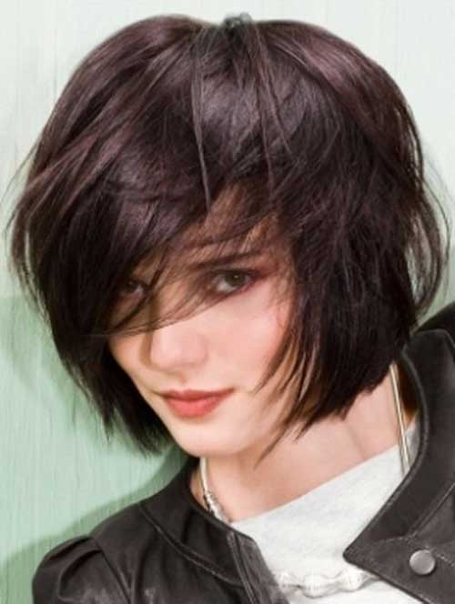 Short To Medium Haircuts-10
