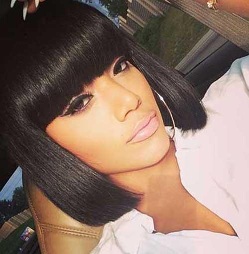 20 Black Girl Short Hairstyles