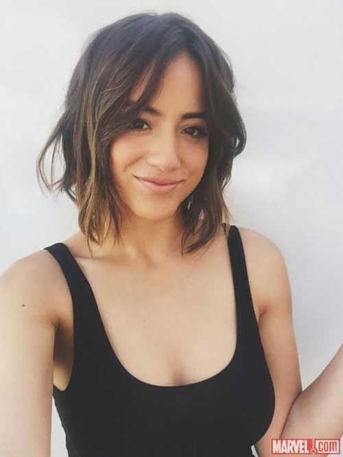 Celebrity Short Hair-11