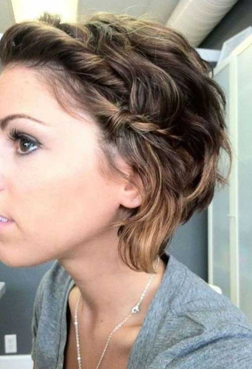 Fabulous 25 Cute And Easy Hairstyles For Short Hair Short Hairstyles Short Hairstyles For Black Women Fulllsitofus