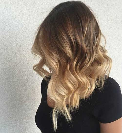 20 best long bob ombre hair