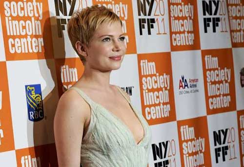 Michelle Williams Pixie Cuts-11