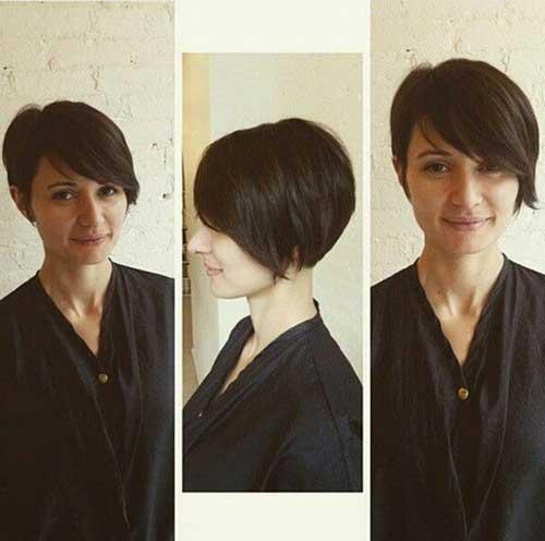 Short Haircuts with Bangs-11