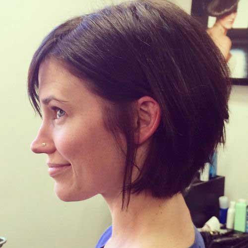 Short Layered Hair-11