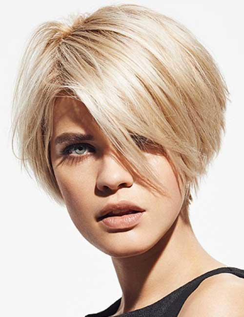 Short Hair Cuts For Woman-11