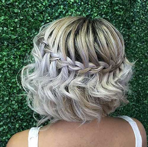 Cute And Easy Hairstyles For Short Hair-12