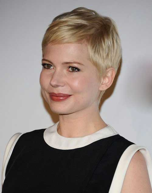 Michelle Williams Pixie Cuts-12