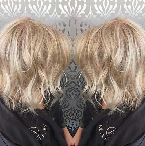 Short Blonde Hair-12