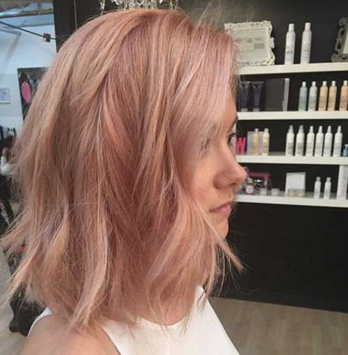 Short Hair Color Trends 2015-12